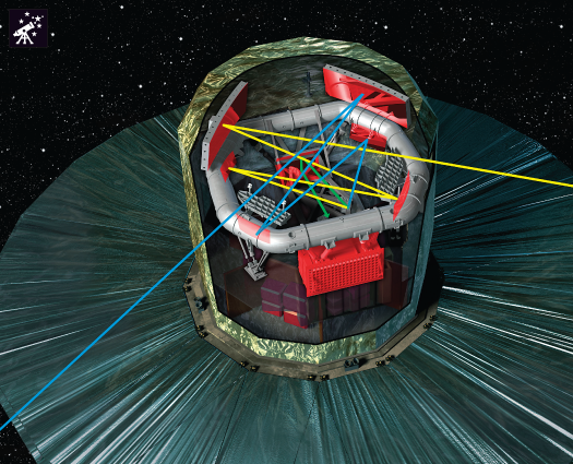 How It Works: The Star-Mapping Spacecraft
