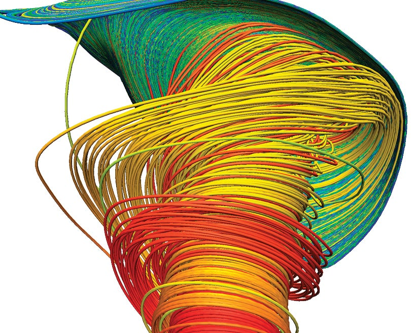 Video: Researchers Simulate The Sun's Magnetic Twisters In 3-D