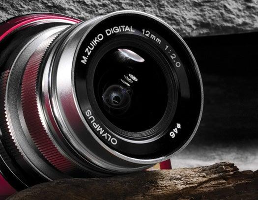 Olympus M. Zuiko Digital ED 12mm f2.0 Lens