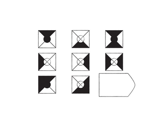 progressive matrices