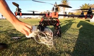 Duuude, Finally: Drones That Deliver Beer