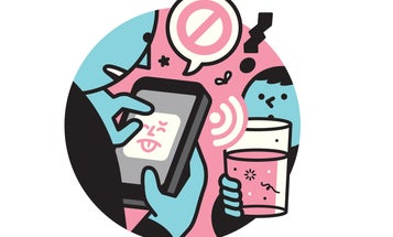 Is there an app that can detect waterborne diseases in your glass of water?