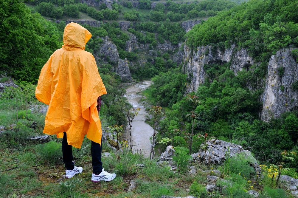 Three ways to use rain water in a survival situation