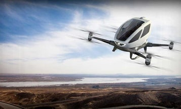 Uber Is Working On A Vertical-Takeoff Aircraft