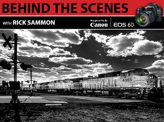 BEHIND THE SCENES WITH the Canon EOS 6D: Explorer of Light Photographer Rick Sammon [Sponsored Post]
