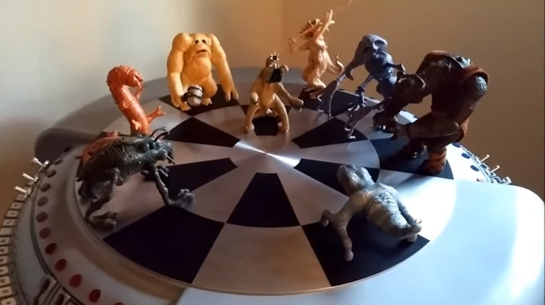 Holochess Table