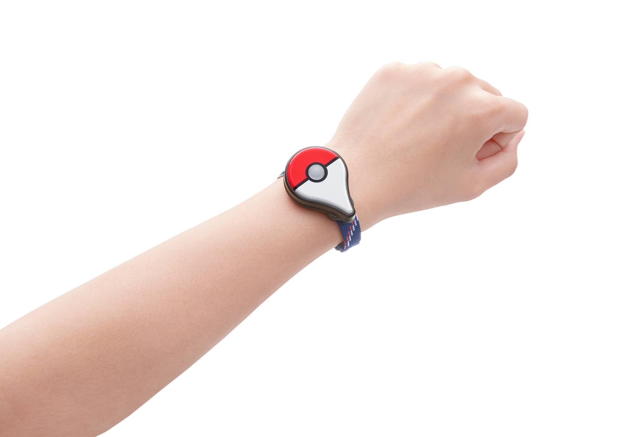 Nintendo's Wearable Pokémon Go Plus Will Be Available Next Week