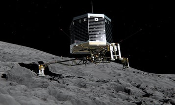 ESA Confirms Rosetta's Landing Site On 'Rubber Ducky' Comet