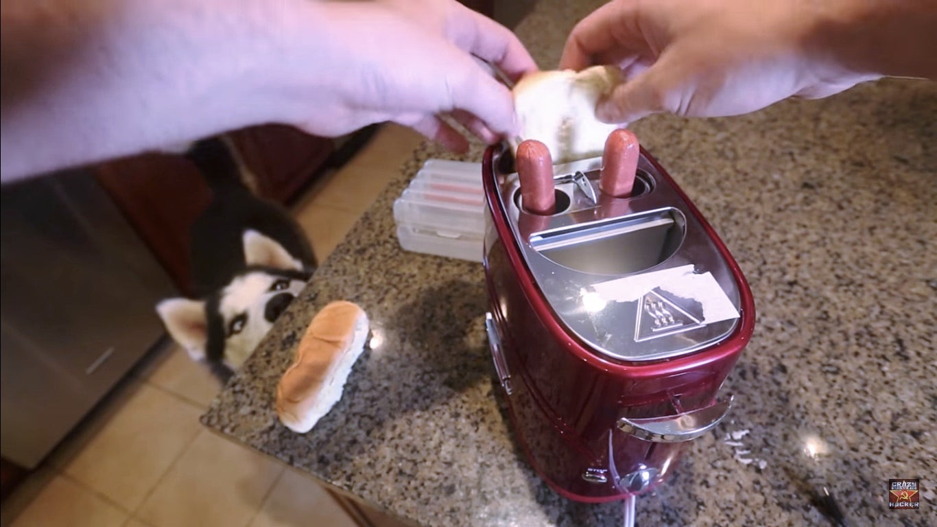 Can Gadgets Improve on the Simple Hot Dog?