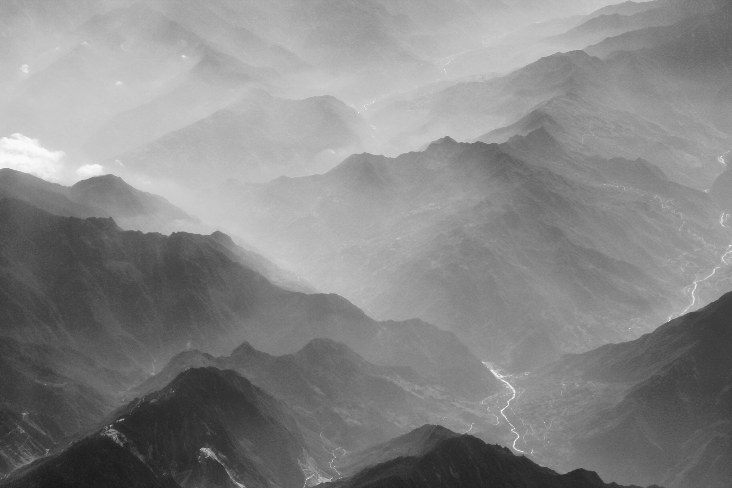 Climate Changes Can Wear Down Mountains Faster Than They Are Built