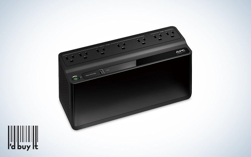 APC Back-UPS UPS Battery Backup and Surge Protector