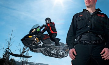 Invention Awards: A Faster, Safer System for Snowmobiles
