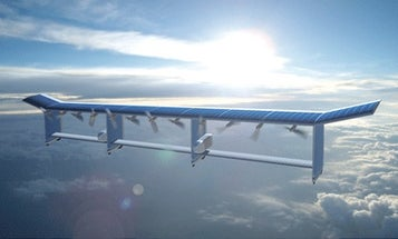 Darpa's New Goal: A Plane That Flies for Five Years