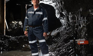 A Lifesaving Beacon for Miners