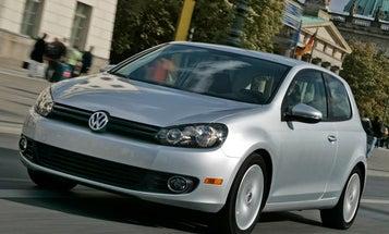 Test Drive: 2010 Volkswagen Golf TDI