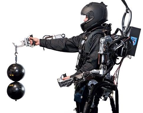 Video: The XOS Exoskeleton in Action