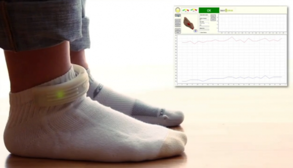 Wearable Computer-Socks Guaranteed To Be The Smelliest Computers You Own
