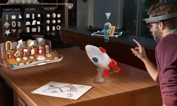 Look Inside Microsoft's Secret Hololens Room At Its Flagship Store In NYC