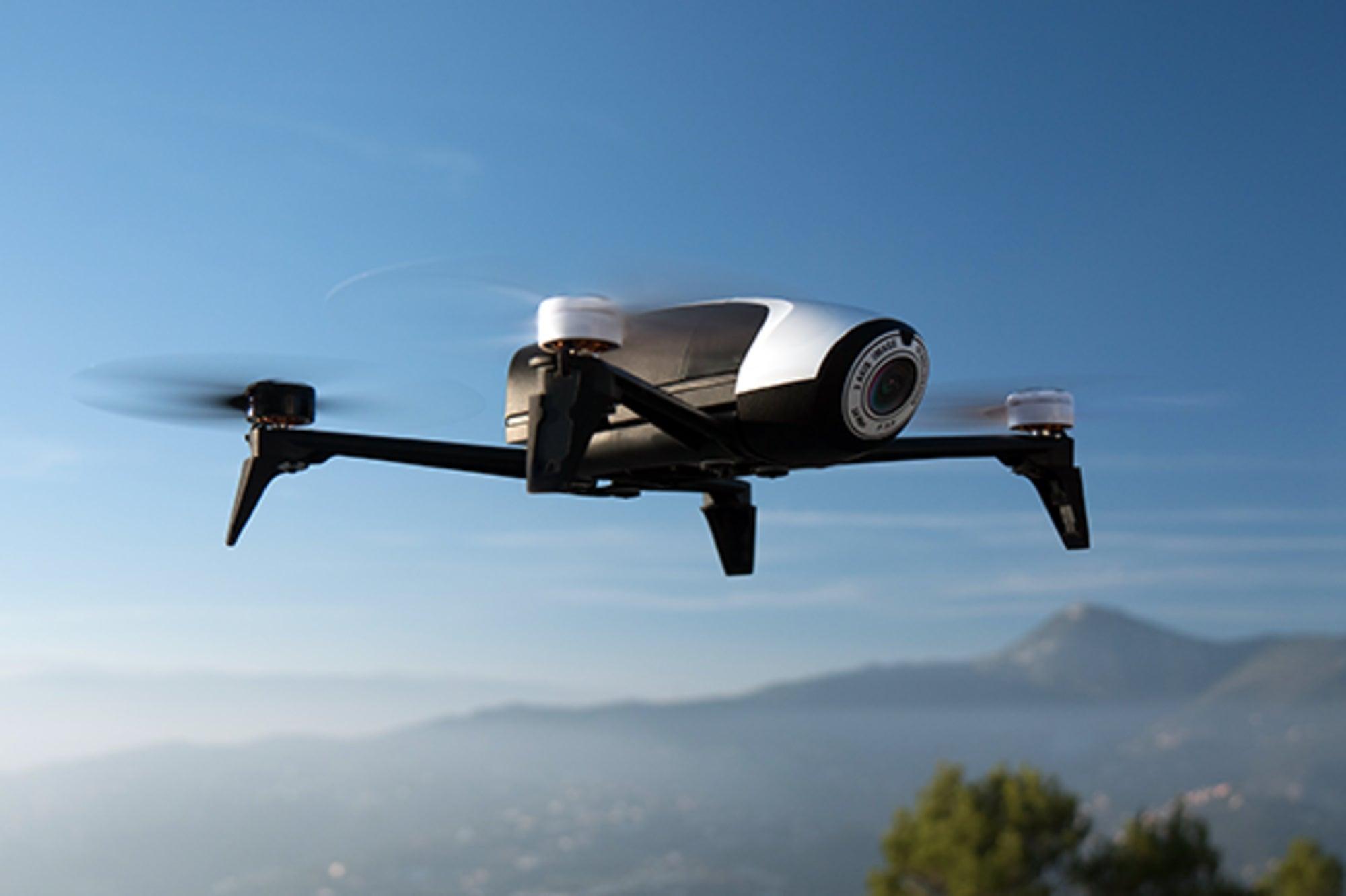 Parrot Announces Bebop 2 Drone