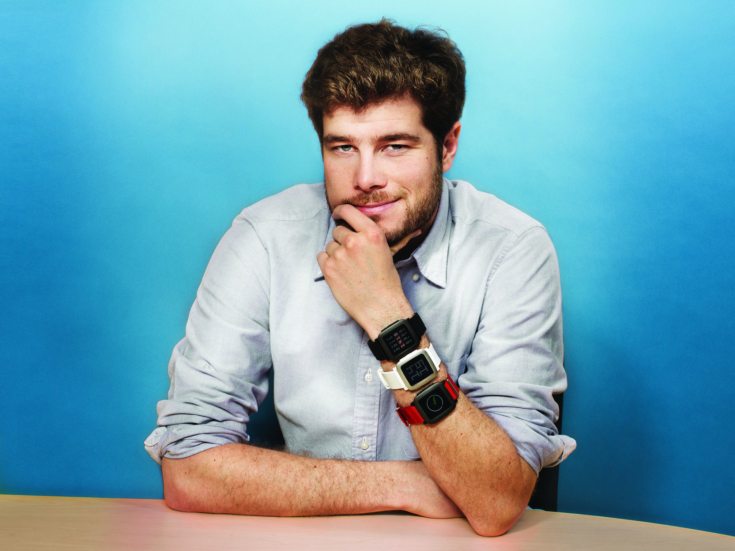 How Pebble's CEO Plans To Win The SmartWatch Wars