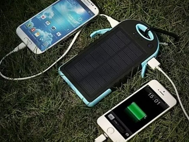Universal Waterproof Solar Charger