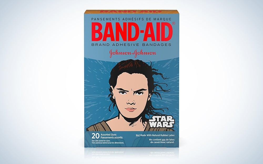 Star Wars Rey Band-Aid