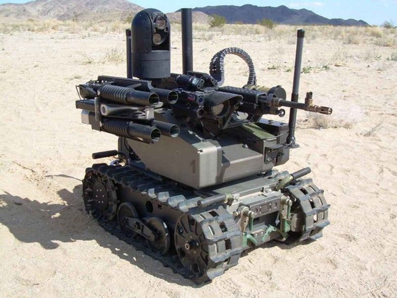 Iranian General Promises Robot Soldiers