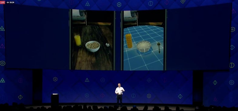 Facebook's new Camera Effects Platform wants to augment your entire reality