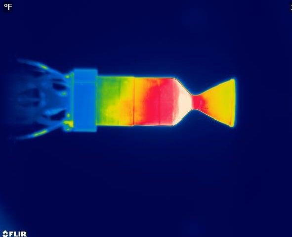NASA Tests Two Greener, Less-Toxic Propellants