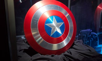 If Captain America Were Real, Army Would Be Difficult About His Back-Pay