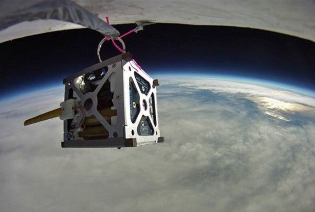 NASA's Next Nanosatellites Will Carry HTC Smartphones