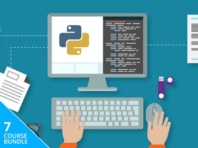 Master python programming and save over $1000 on the instruction
