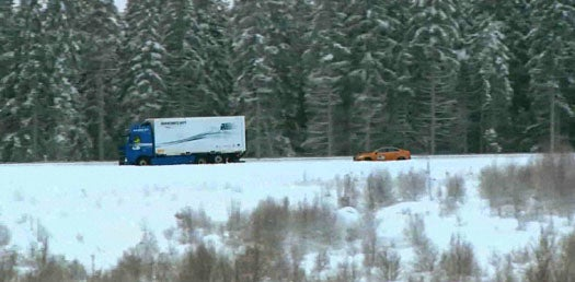 'Road Train' Automobile Convoying Tech Takes a Successful First Test Drive