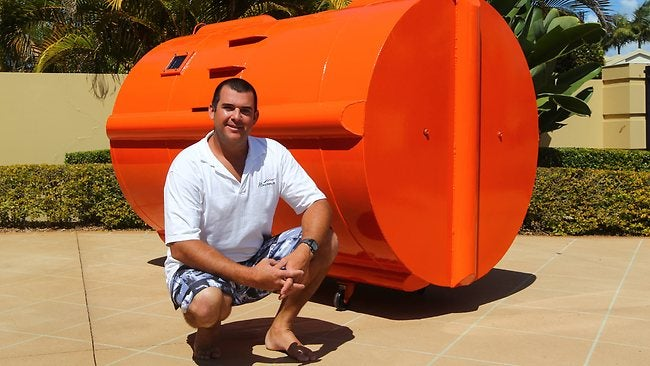 This Escape Pod Could Save Lives In A Tsunami