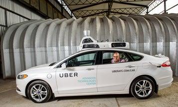 Pitt Stop: Inside Uber's Driverless Car Experiment