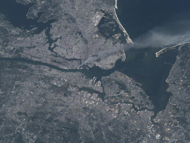 Astronaut Frank Culbertson Watched the 9/11 Attacks From Space