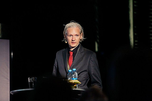 "How Secure Is Julian Assange's ""Thermonuclear"" Insurance File?"