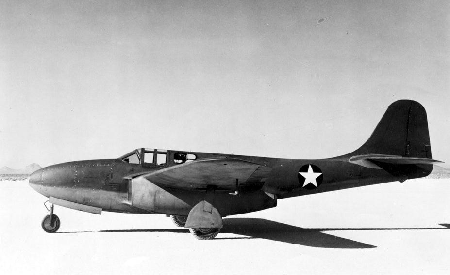 """""""XP-59A"""