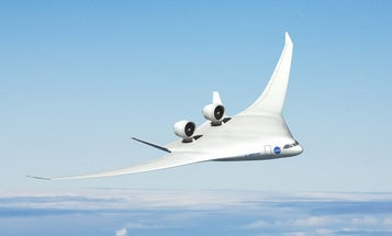 Futuristic X-Planes Will Let NASA Push The Frontiers Of The Sky