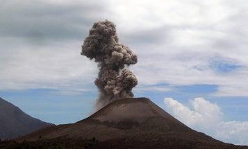 The Top 10 Volcanic Eruptions