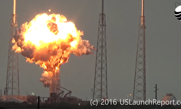 Musk: Rocket Explosion Is SpaceX's 'Most Difficult And Complex Failure'