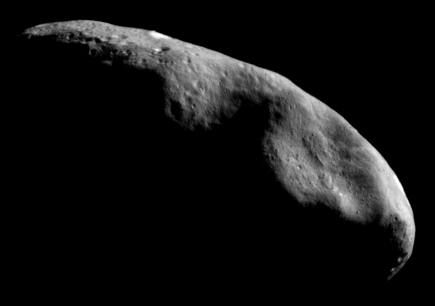 Asteroid Named After Thomas Pynchon