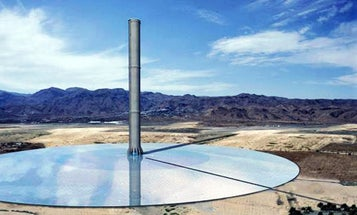 2,400-Foot-Tall Solar Turbines To Power Arizona