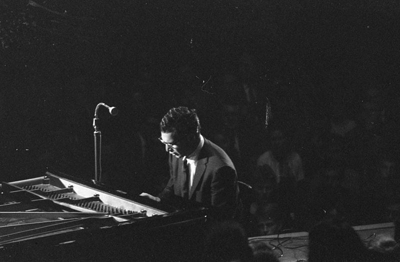 Remembering Dave Brubeck, The Mathematical Pianist (1920-2012)