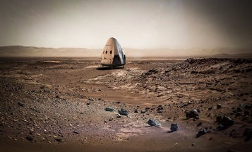 4 Questions About Elon Musk's Plan To Colonize Mars