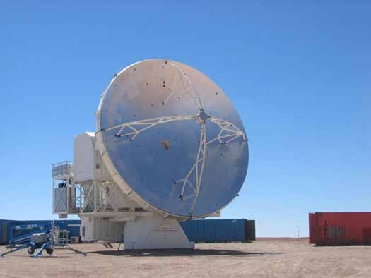 South Africa Unveils Test Array in Bid for World's Most Powerful Radio Telescope