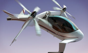 The Personal Tilt-Rotor