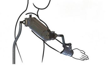 Video: New Exo-Arm Makes Your Arm Seem Weightless, Reducing Annoying Drink-Lifting Fatigue
