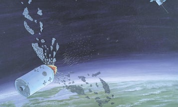 What Would Happen If China Destroyed A U.S. Military Satellite?