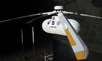 DARPA Wants Morphing Helicopter Blades By Yesterday